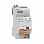 Диф. авт. АД 63 2п 25А 30мА Schneider Electric 11474