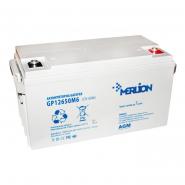 Аккумуляторная батарея MERLION AGM GP12650M6 12 V 65 Ah  ( 350 x 170 x180 (185) ) White/Black Q1