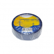 Изолента 0,13мм х 19мм 20м синяя ACKO