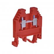 Клема гвинтова-живлення VS 4 PA +  (4 mm2_червона)