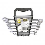 Набор ключей рожково-накидных Cr-V M 8-17mm кпл. 6шт