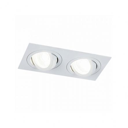 Точечный светильник белый - 1