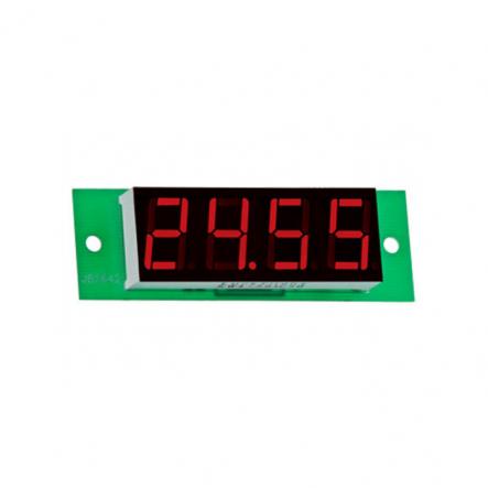Вольтметр цифровой ВМ-19/2 (0,0....27,99В), питание 7-15В, DC без корпуса V-protektor - 1