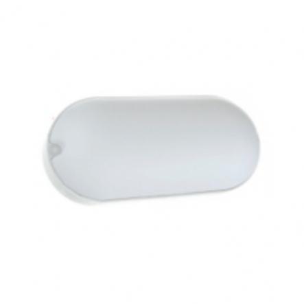 Светодиодный светильник #114/1 AVT-OVAL4-18W-BOSTON Pure White IP65 - 1