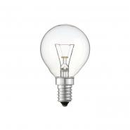 Лампа PHILIPS Р-45  шар Е14  40 W прозрачная