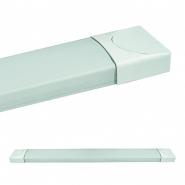 Светильник 17W 6500K линейный EUROLAMP LED IP65 (0.6m) (20)