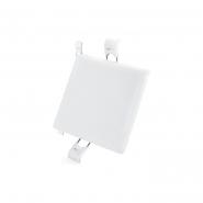 Светильник светодиодный MAXUS SP edge 6W 4100K квадрат