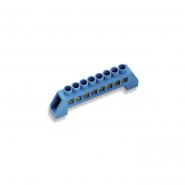 Нулевая шина в пластиковом корпусе ВС-6А 6*9  8отверстий