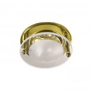 Светильник точечный Feron 1787/R-39 золото
