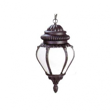 Светильник садово - парковый Palace 1005C-S 60W E27 черный - 1