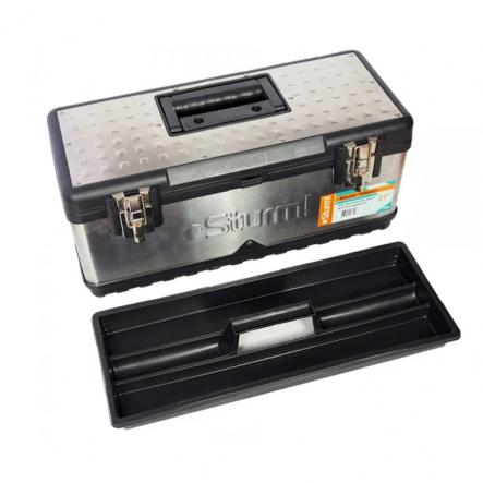 Ящики для инструментов метал+пластик 21шт - 1