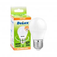 Лампа  LED  DELUX BL50P 5 Вт 4100K 220В E27(90012457 )