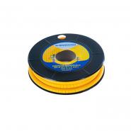 Кабельный маркер ЕС-0 0,75-1,5 кв.мм  земля АСКО