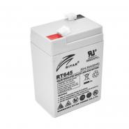 Аккумуляторная батарея 6V 4,5Ач RITAR RT6 (гелевая)