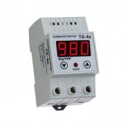 Терморегулятор DigiTop ТК-4к 0...999 град.на дин-рейку без датчика (датчик отдельно!!)