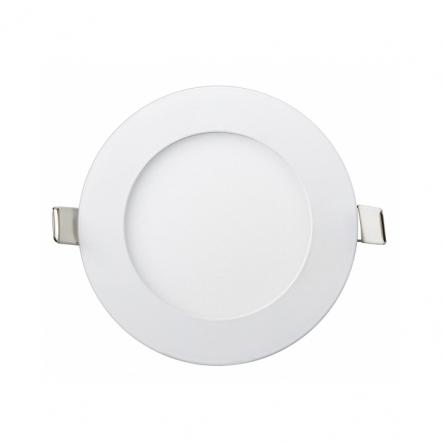 Светильник LED круглый встраиваемый 9Вт 4200К SWITCH, Lezard - 1