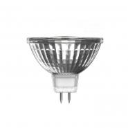 Лампа галогенная Delux MR-16 12V 50W зеленая