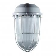 Светильник подвесной НСП 02-200 с защ сеткой