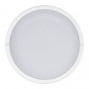 Светильник накладной LED ELM ROUND T - 15 6000 IP54 бел