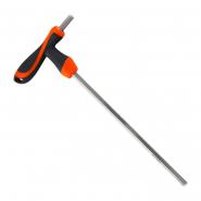 Ключ шестигранный Т-образная рукоятка 5*150 STURM