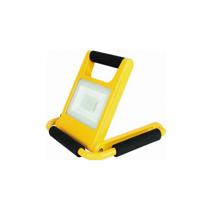 Прожектор LEDДО-28 10W (акумулят.) IP54 4000К Лм/Вт600 Yellow GALAXY - 1