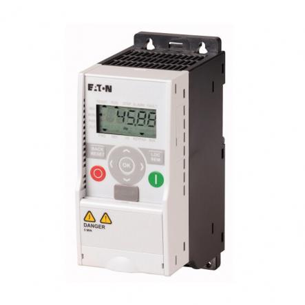 Преобразователь частоты MMX34AA2D4F0-0 (скалярный/векторный) 0,75кВт,3-ф,380 В Moeller - 1