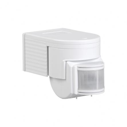 Датчик движения IEK ДД 012 белый 1100 Вт радиус 180град.,12м IP44 арт. LDD10-012-1100-001 - 1