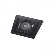 Светильник точечный FeronDLT201 MR16/G5.3 черный поворотный