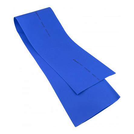 Трубка термоусажеваемая ТУТ 100/50 синяя ACKO - 1
