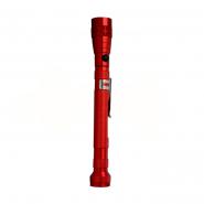 Фонарь АСКО-Укрем  ДМ-46А  с выдвижным магнитом красный