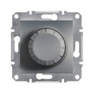 Светорегулятор поворотный сталь ASFORA