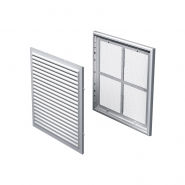Решетка вентиляционная МВ 150 с 204*179мм