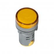 Сигнальная арматура ECO AD22-22SMD желтая 24V АC/DC
