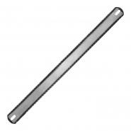 Полотно для ножовок двухстороннее дерево-металл 25х300мм
