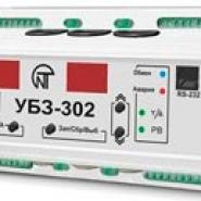 Универсальный блок защиты асинхронных электродвигателей Новатек-Электро УБЗ-302