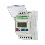 Электронное реле температуры Электросвит 0-60C с зондом CRT-04