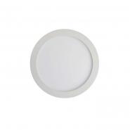 Светильник Feron AL510 20W круг, белый  1200Lm 4000K
