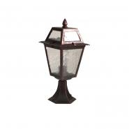 Светильник садово - парковый Palace 1019A1 60W E27 серебристый