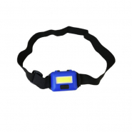 Фонарь налобный LUMANO LED COB 10W T89-blue