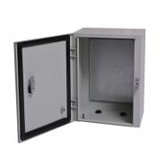 Бокс монтажный герметичный БМ-40 250*400*140 IP54 + панель ПМ