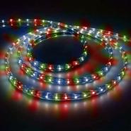 Лента светодиодная Feron LS704/LED-RL 60SMD(3528)/m 4.4W/m 220v 12*7mm RGB IP68 (min 100m)