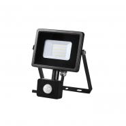 Прожектор DELUX_FMI 10 S LED_30Вт_6500K_IP44_із датч. руху