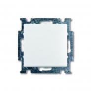 Кнопка одноклавишная белый Basic 55