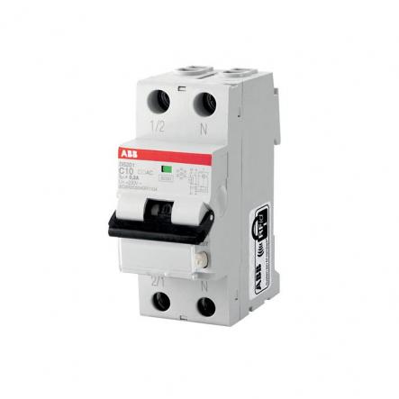 Дифференциальный автомат DS201 AC30 C16 ABB 2CSR255040R1164 - 1