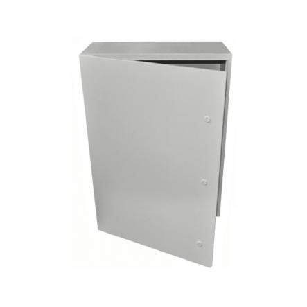 Бокс монтажный герметичный БМ-100 IP54 + панель - 1