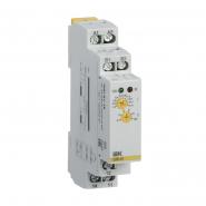 Реле тока IEK  ORI. 1,6-16 А. 24-240 В AC / 24 В DC   ORI-01-16