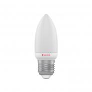 Лампа LED свеча 4W Е27 2700K LC-5 ELECTRUM