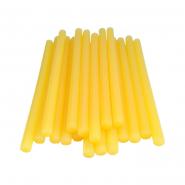 Термоклей диам.-11мм, L: 200мм, желто-матовый, 1кг.