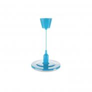 Светильник ДСО LED 24W R220 голубой с проводом