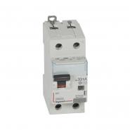 Диференциальный автоматический выключатель DX3 1П+Н C 25A 30mA-AC Legrand 411004